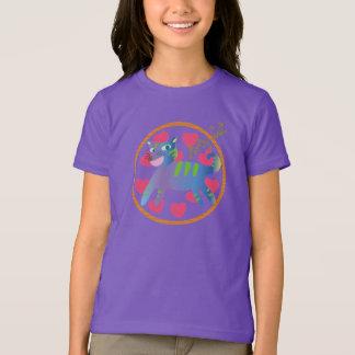 Arty Cat T-Shirt