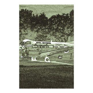 Arty De Havilland DH104 Devon Stationery