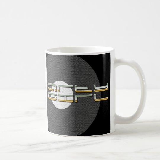 Arty Girl Coffee Mug