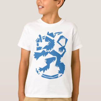 Arty Lion Kids' T-Shirt