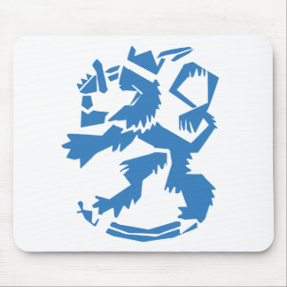 Arty Lion Mousepad