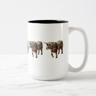 """""""Arty the Ox"""" 15 oz mug"""