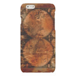 Arty Vintage Old World Map Matte iPhone 6 Case