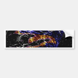 ArtYSan's Artisic multi-designs Bumper Sticker