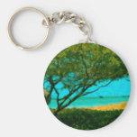 Aruba Bayfront Keychain