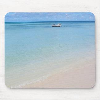 Aruba, beach and sea 2 mouse pad