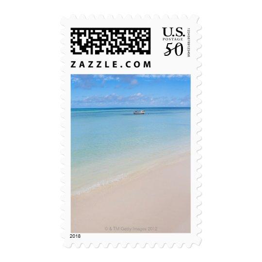 Aruba, beach and sea 2 postage