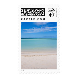 Aruba, beach and sea 3 postage