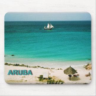 Aruba_beach  Mousepad