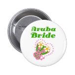 Aruba Bride Pins