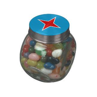 Aruba Glass Jars