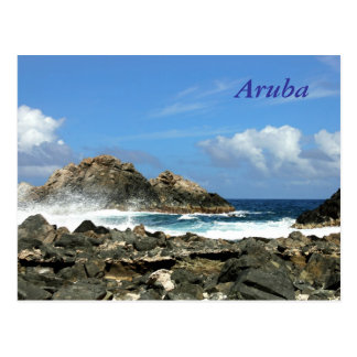 Aruba, Caribbean Post Card