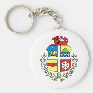 Aruba Coat of arm AW Keychain