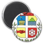 Aruba Coat Of Arms Fridge Magnets