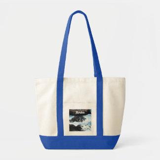 Aruba costero bolsas