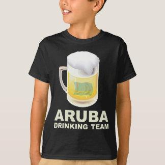 Aruba Drinking Team T-Shirt