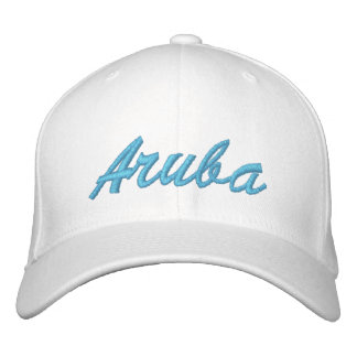 Aruba Embroidered Baseball Cap