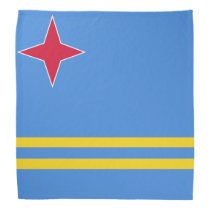 Aruba Flag Bandana