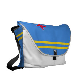 Aruba Flag Courier Bag