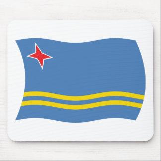 Aruba Flag Mousepad