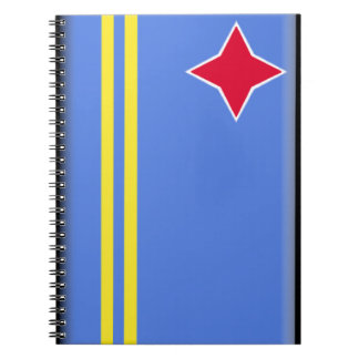 Aruba Flag Notebook