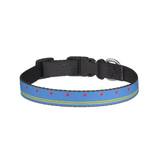Aruba Flag Pet Collar