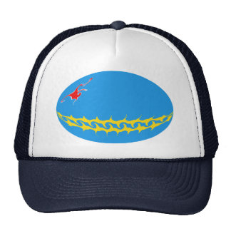 Aruba Gnarly Flag Hat