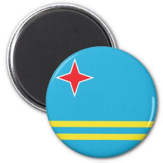 Aruba High quality Flag Refrigerator Magnets