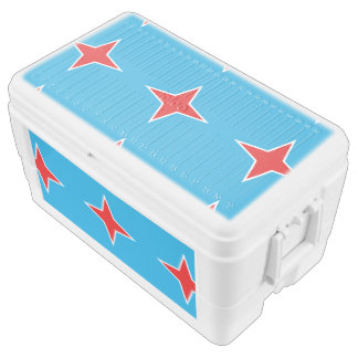 Aruba Igloo Chest Cooler