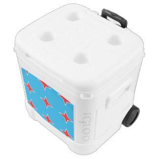 Aruba Igloo Roller Cooler