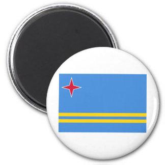 Aruba Imán Redondo 5 Cm