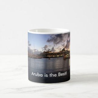 Aruba is the Best! Classic White Coffee Mug