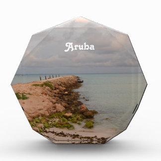 Aruba Jetty Acrylic Award