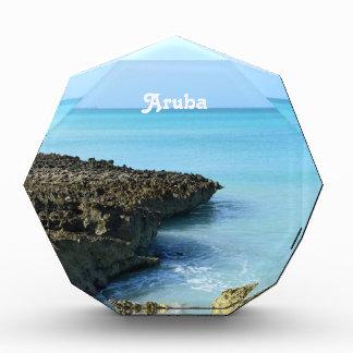 Aruba Landscape Acrylic Award
