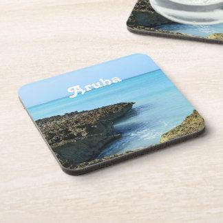 Aruba Landscape Drink Coasters