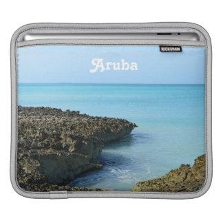 Aruba Landscape iPad Sleeve