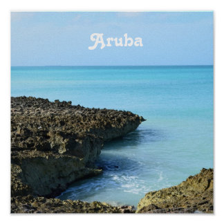 Aruba Landscape Posters