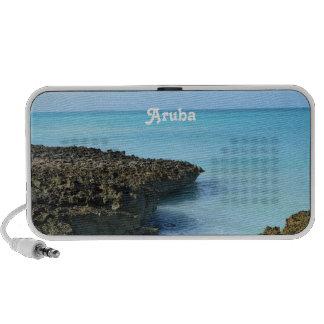 Aruba Landscape Laptop Speakers