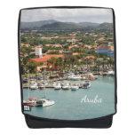 Aruba Marina Backpack