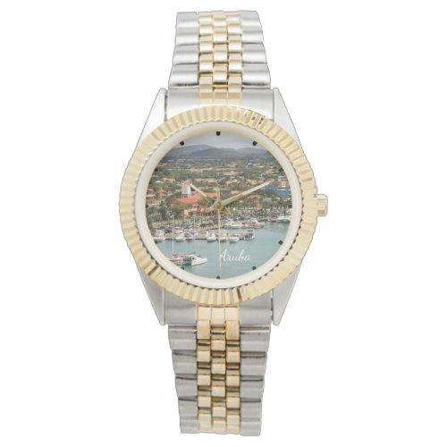 Aruba Marina Wrist Watch