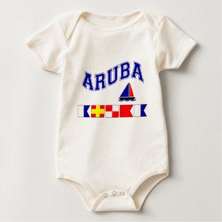 Aruba (Maritime Flag Spelling) Creeper