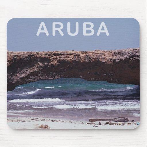 Aruba Mouse Pad