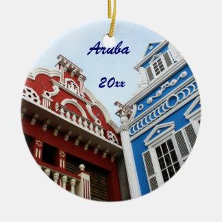 Aruba, Oranjestad ornament
