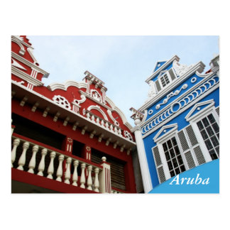 Aruba, Oranjestad Postcards