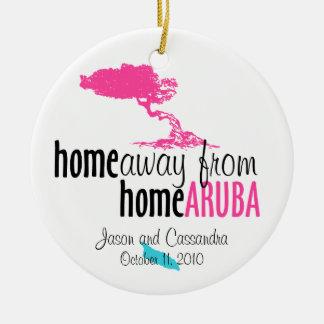 Aruba Ornament - home away from home