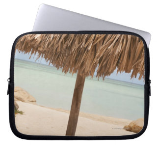 Aruba, palapa en la playa mangas portátiles