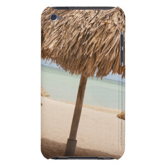 Aruba, palapa on beach iPod touch Case-Mate case