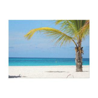 Aruba Paradise Canvas Print