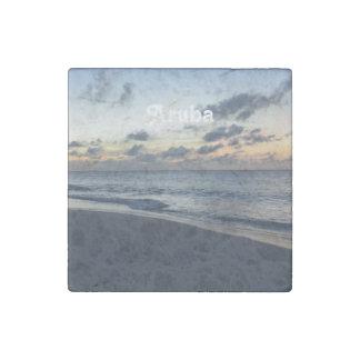 Aruba Perfection Stone Magnet