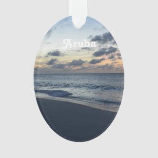 Aruba Perfection Ornament